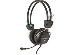 Connectland Multimedia Stereo Headset with Boom Microphone 3.5 mm Connector (CL-CM-5023)