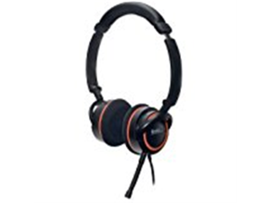 Syba CL-AUD63015 Collapsible DJ Style Stereo Headset with Microphone (Discontinued by Manufacturer)