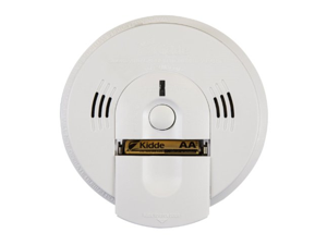 Kidde KN-COSM-BA Battery-Operated Combination Smoke/Carbon Monoxide Alarm with Voice Warning