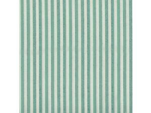 "Shabby Chic 43"" Wide 100% Cotton 10yd D/R-Turquoise Stripe"