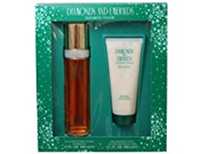 White Diamonds And Emeralds (3.4 oz. Eau De Toilette Spray + 3.4 oz. Body Lotion) Women