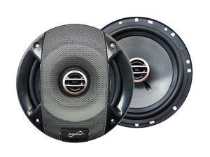 "New Pair of 500 Watt 6.5"" Inch 2-Way 500W Coaxial Car Audio Stereo Speakers"