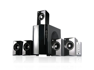 MA Audio MA5806 800 Watt 5.1 Home Theater Surround Sound Speaker System w/Sub