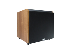 "Acoustic Audio HDSUB15 Maple 15"" 1000 Watt Home Theater Powered/Active Subwoofer"