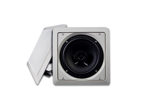 Acoustic Audio LC265i 500W Pair In-Wall/Ceiling Theater Surround Sound Speakers