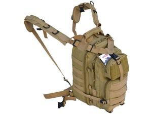 Explorer Bag Backpack Tan B3-TAN