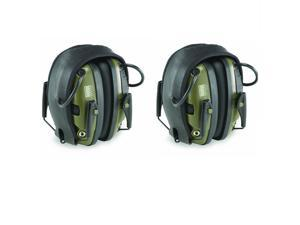 Howard Leight - R-01526 Impact Sport Electronic Earmuff Ear Protection - 2 Pack