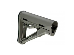 Magpul Industries MAG310-FOL CTR Mil-Spec Stock AR Rifles - Foliage Green