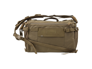 5.11 Tactical 56962 Rush Delivery Messenger Briefcase Laptop Bag - Sandstone