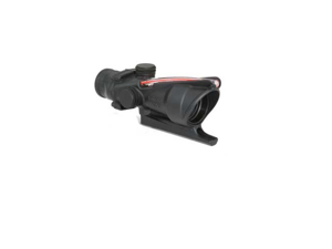 Trijicon ACOG 4x32 Scope with Red Dual Illumination Triangle Reticle BAC