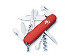 Victorinox Swiss Army Climber Multitool RED BOXED 55381 with Pouch