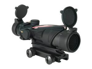 Trijicon ACOG Rifle Scope 4X 32 Red Chevron Matte BAC-M150 TA31RCO-M150CP