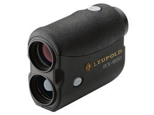 Leupold RX-600i Digital Laser DNA Black Rangefinder - 115265