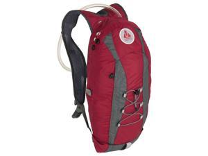 Ultimate Direction Stinger Rio Red 3.6L Hydration Pack Backpack w/ 1.9L Bladder