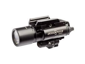 Surefire X400 Black High-Output White LED & Red Laser Tactical Rail Weaponlight