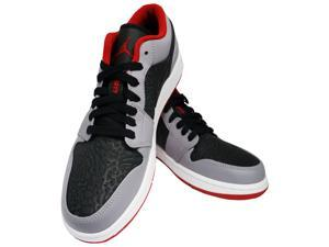 Air Jordan 1 Low Top Nike Basketball Gym Shoes Sneakers - 8.5