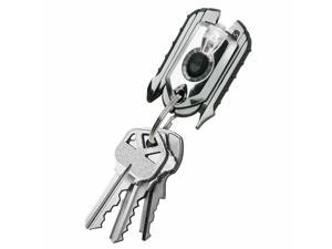 Swiss+Tech PPTWSS-XL11 11-in-1 Micro-Pro Key Chain Multi Tool Set w/ Flashlight