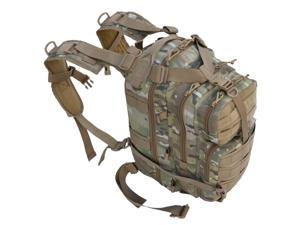 Every Day Carry Tactical Assault Bag Day Pack Backpack w/ Molle Webbing Multicam