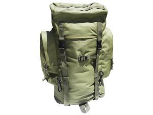 Every Day Carry Heavy Duty XL Mountaineer Hiking Day Pack Backpack