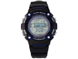 Casio Tough Solar Tide/Moon Data Digital Grey Dial Men's watch #WS210H-1AV