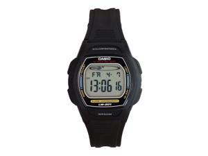 Casio Women's LW-201-1AV Digital Alarm Chronograph Watch