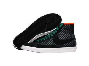 Nike Blazer Mid Woven Sneaker Mid Top Vintage Basketball Shoes - 555093 Size 9.5