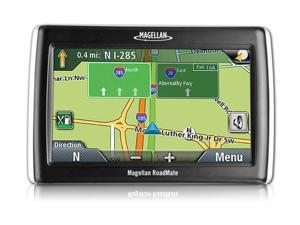 "Magellan Roadmate 1470 4.7"" Touchscreen Portable GPS Navigation System w/USA Map"
