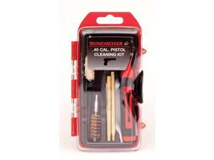 Winchester .45 Caliber 14 Piece Pistol Gunsmithing Cleaning Tool Kit - WIN45P