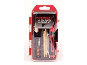 Winchester .45 Caliber 14 Piece Pistol Gunsmithing Cleaning Tool Kit - WIN45P