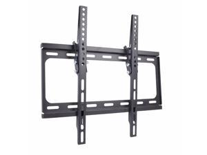 "Fino Medium Tilt Wall Mount Kit for 24""-55"" TV's w/Screen Cleaner and 6ft HDMI Cable"