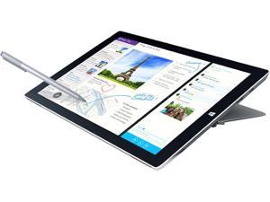 "Microsoft 12.0"" Surface Pro 3 Intel Core i5 4300U (1.90 GHz) 8 GB Memory Windows 8.1 Pro Tablet PCs"