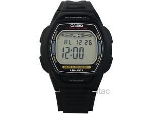 Casio LW201-1AV Women's Chronograph Digital Sports Watch w/ 10 Year Battery