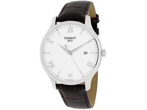 Tissot Men's T2 Watch Quartz Sapphire Crystal T0636101603800