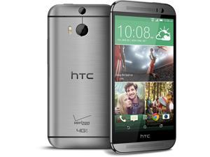 "HTC One M8 Verizon 32GB 5"" 4G LTE Android Smartphone - Gunmetal Gray"