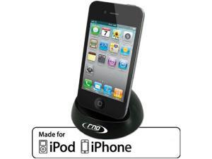 RND Apple Certified Dock Station made for Apple iPhone and iPod. (Case compatible)