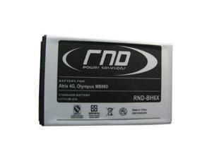 RND Li-Ion Battery for Motorola Atrix 4G and Olympus  (BH6X)