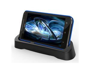RND Power Solutions Deluxe Cradle / Desktop Dock Station for HTC EVO 4G LTE (Compatible with or Without a Case)