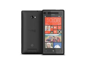 RND 3 Screen Protectors for HTC 8X (Anti-Fingerprint/Anti-Glare - Matte Finish) with lint cleaning cloths