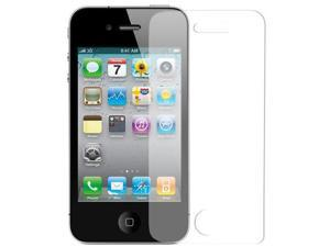 RND 3 Screen Protectors for Apple iPhone 4/4S (Ultra Crystal Clear) with lint cleaning cloths