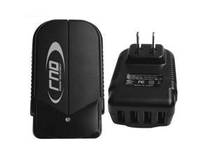 RND-AC-4P-B-02 4.2A 4 Port USB AC Adapter / Wall charger for iPads iPhones Tablets Smartphones MP3 Players and Gaming Devices ...