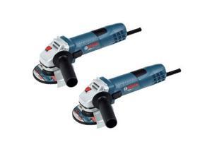 1380SLIM-2P 4-1/2-in 7.5 Amp Small Angle Grinder 2-Pack