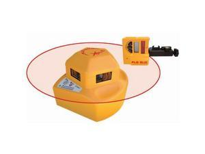PLS360 PLS360 360-Degree Self Leveling Rotary Laser System with Detector