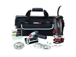 RZ2000-55 120V Variable-Speed Spiral Saw Kit with Wall Tile XBIT
