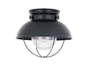 8869-12 1-Light Sebring Outdoor Flush Mount Ceiling Fixture
