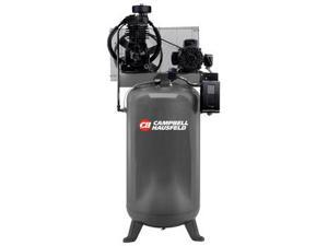CE7001 7.5 HP Two-Stage 80 Gallon Oil-Lube 3 Phase Stationary Vertical Air Compressor