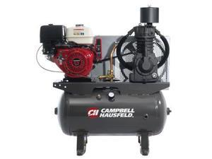 CE7003 13 HP Two-Stage 30 Gallon Oil-Lube Stationary Horizontal Air Compressor