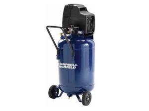 HU502000AV 1.3 HP 20 Gallon Oil-Free Wheeled Vertical Air Compressor