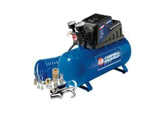 FP209499AV 3-Gallon Inflation and Fastening Compressor with Accessory Kit