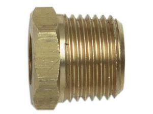 PA1113 1/2 in. NPT(M) to 1/4 in. NPT(F) Reducer Bushing