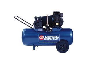VT6233 2.0 HP 26 Gallon Oil-Lube Wheeled Horizontal Air Compressor
